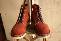 ROLLING DUB TRIO / COUPEN 7 (RDT-A12,OIL SUEDE RED BROWN)