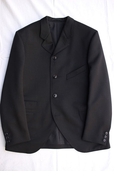 "FREEWHEELERS / ""Parker"" SACK COAT (#1821001,DEEP BLACK)"