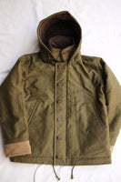 Cushman / MARINE NATIONALE DECK JACKET (21341,OLIVE GREEN)