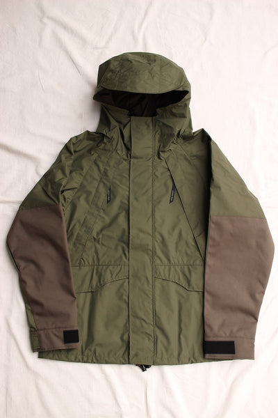 FREEWHEELERS / ALL-WEATHER PARKA (#2121012,OLIVE)