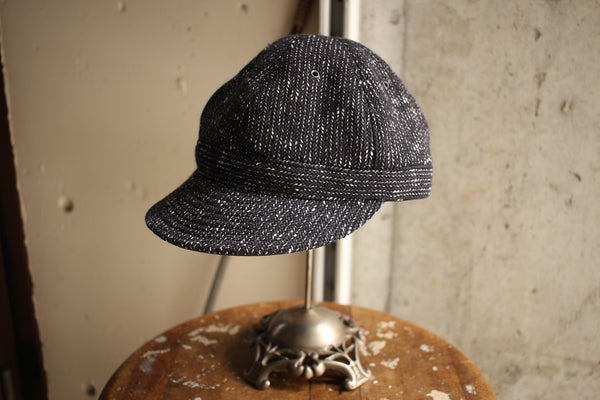 Cushman / BEACH CLOTH CAP (29320,MIX BLACK)