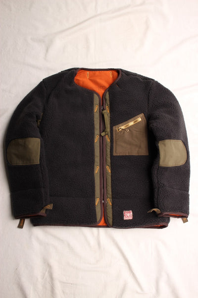 "BO'S GLAD RAGS / ""Balto Jr."" Type M-1951 Field Coat, Cold Weather Liner (J20-02,RAT GRAY)"