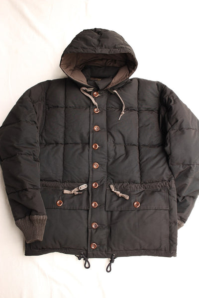 COLIMBO / EXPEDITION DOWN PARKA (ZU-0122,BLACK)