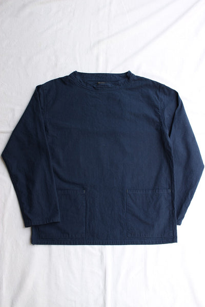 COLIMBO / FISHERMAN SMOCK (ZV-0304,MIDNIGHT BLUE)