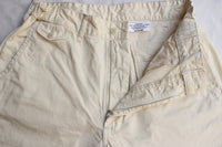 WORKERS / FWP Trousers, Light Chino (White)