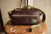 Rainbow Country / LEATHER SHOULDER POUCH (RCL-60017,SEAL BROWN) / 2020 model