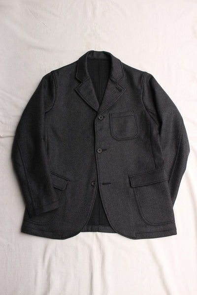 WORKERS / Lounge Jacket (Dominx Double Cloth)