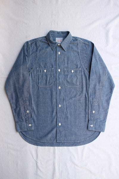 WORKERS / MFG Shirt (Blue)