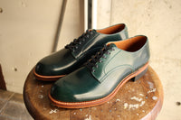 Makers for McFly / PLAIN SHOES (CVDN-08,CORDOVAN GREEN) / 2016 model