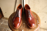 Makers for McFly / PLAIN SHOES (CVDN-08,CORDOVAN #4) / 2016 model