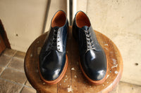 Makers for McFly / PLAIN SHOES (CVDN-08,CORDOVAN NAVY) / 2016 model