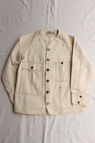 FREEWHEELERS / ROD BUSTER WORK COAT (#1621027,NATURAL)