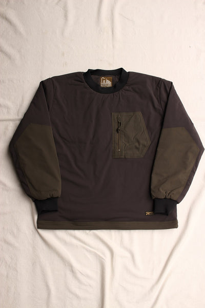 COLIMBO / SALISBURY PCS-SWEATER (ZV-0158,CHARCOAL)