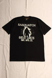 "FREEWHEELERS / ""SASQUATCH"" BANDANA (#2027005,RED)"