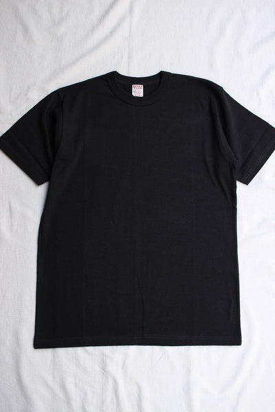 FREEWHEELERS / SET-IN SLEEVE T-SHIRT (#1915001,DARK NAVY)