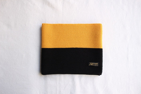COLIMBO / SHOOTING NECKER (ZV-0801,YELLOW × BLACK) / 2020 model