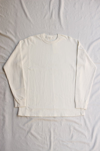 Soglia / GTⅡ MAX WEIGHT LONG SLEEVE (WHITE)