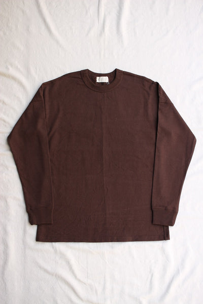 Soglia / GTⅡ MAX WEIGHT LONG SLEEVE (BROWN)