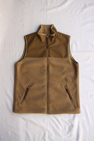 "FREEWHEELERS / ""THE BEYOND"" VEST (#2031032,COYOTE)"