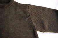 "FREEWHEELERS / ""TRAILBLAZER"" SWEATER (#2036001,GRAINED OLIVE)"
