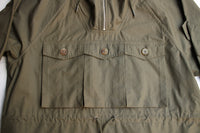 HAWKWOOD MERCANTILE / TRYFAN ANORAK (OLIVE VENTILE)