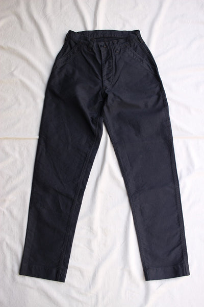 FREEWHEELERS / U.S.N. UTILITY TROUSERS (#2122005,NAVY)