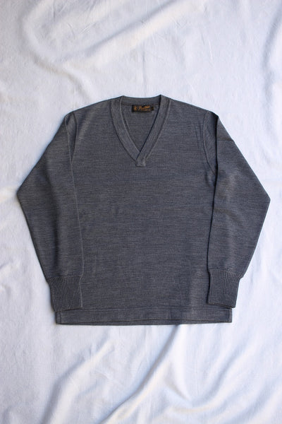 FREEWHEELERS / V NECK SWEATER (#1546117,GRAY HEATHER)