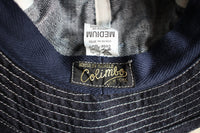 COLIMBO / WINFIELD DUGOUT HAT (ZV-0606,INDIGO DENIM)