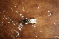 "BO'S GLAD RAGS / ""BARKING DOG"" WRENCH RING (A19-08SV,STERLING SILVER)"