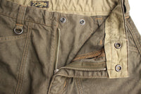 COLIMBO / RINEBECK FIELD SHORTS (ZT-0205,DARK GREEN)
