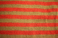 BO'S GLAD RAGS / ONTARIO FERRYMAN CREW SWEATER (K18-03,KHAKI/RED DIRT)