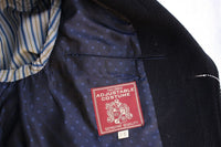 ADJUSTABLE COSTUME / VINTAGE TWEED 3B JACKET (AJ-088-B,NAVY)