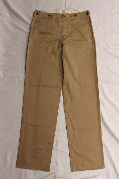 ADJUSTABLE COSTUME / 1941 Type Trousers (AP-004,KHAKI)