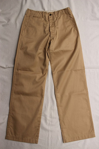Cushman / 41 TYPE TROUSERS (22011,BEIGE)