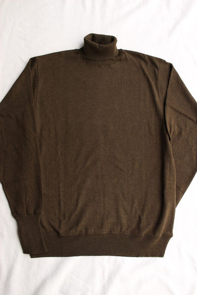 WORKERS / FC High Gauge Knit, Turtle (Olive)