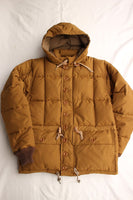 COLIMBO / EXPEDITION DOWN PARKA (ZU-0122,CAMEL)