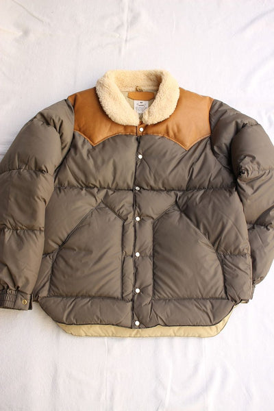 Rocky Mountain Featherbed / CHRISTY JACKET (OLIVE) 2019 model