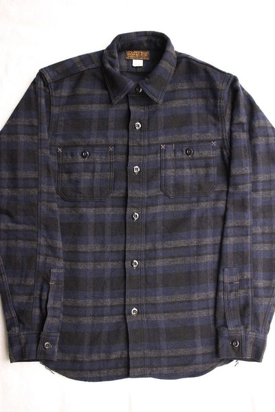 "FREEWHEELERS / ""Neal"" (#1833001,NAVY×GRAY×BLACK)"