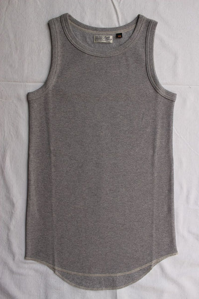 FREEWHEELERS / SLEEVELESS SHIRT (#1825016,MIX GRAY)