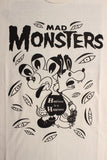 "FREEWHEELERS / MAD MONSTERS ""TWO HEAD PUPPY"" (#1825008,SKULL WHITE)"