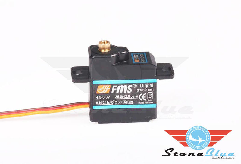 FMS Servo 17g Metal Gear Digital