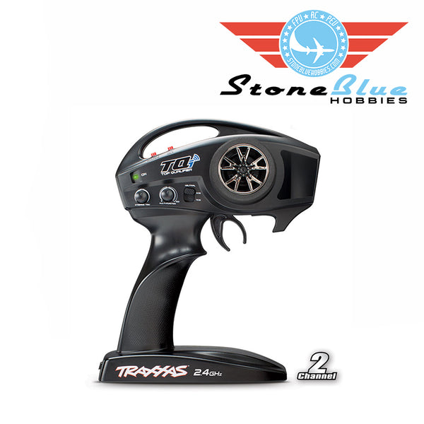 Traxxas TQi 2.4GHz 2-Channel Intelligent Radio System