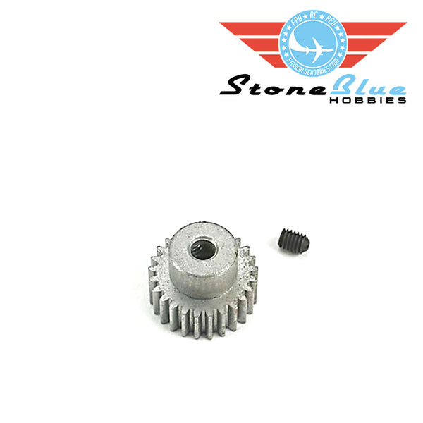 Traxxas Gear, pinion (25-tooth) (48-pitch) / set screw 4725