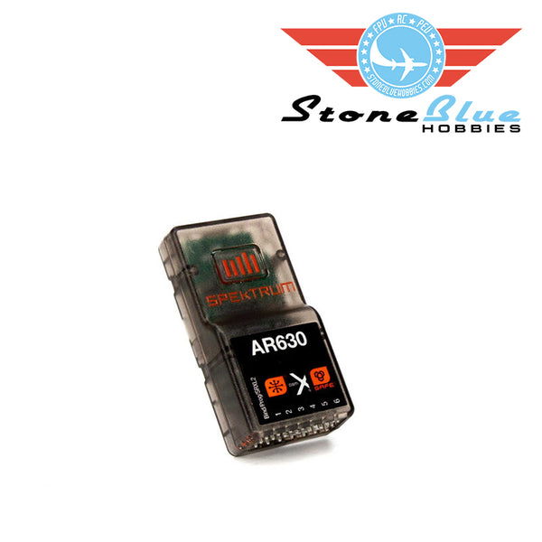 Spektrum AR630 6 Channel AS3X SAFE Receiver