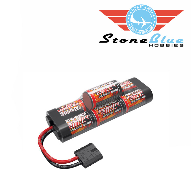 Traxxas ID Power Cell 3000mAh 8.4V NiMH