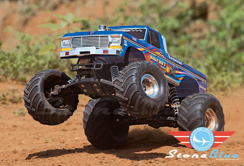 Traxxas Bigfoot 1/10 2WD Monster Truck RTR