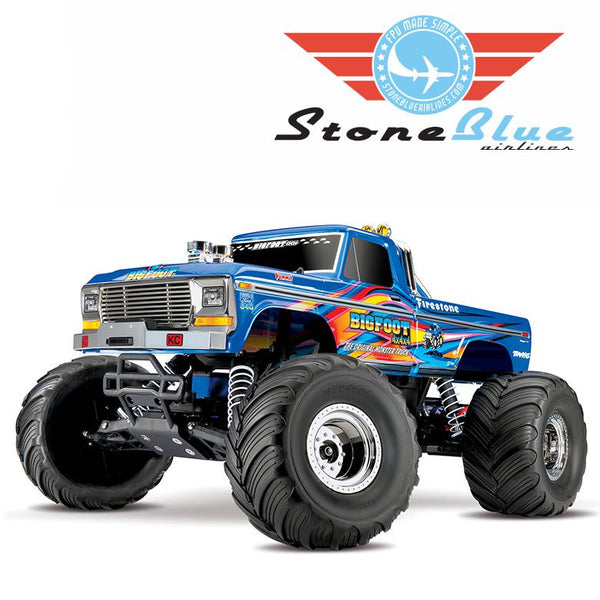 Traxxas Bigfoot No1 1-10 2WD Monster Truck RTR