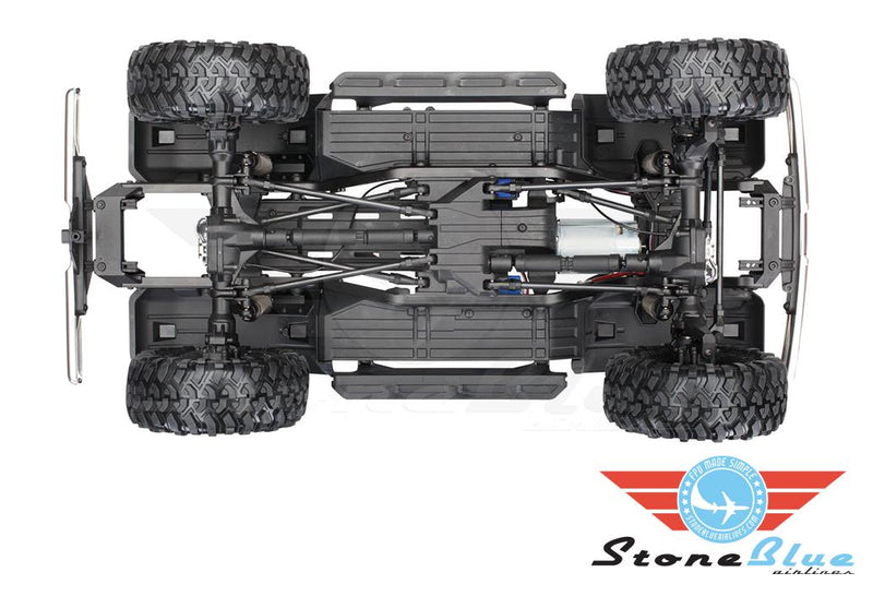 Traxxas TRX-4 Bronco Ranger XLT 1-10 Trail Crawler, Red