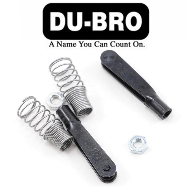 Du-Bro 4-40 Spring Steel Kwik-Links