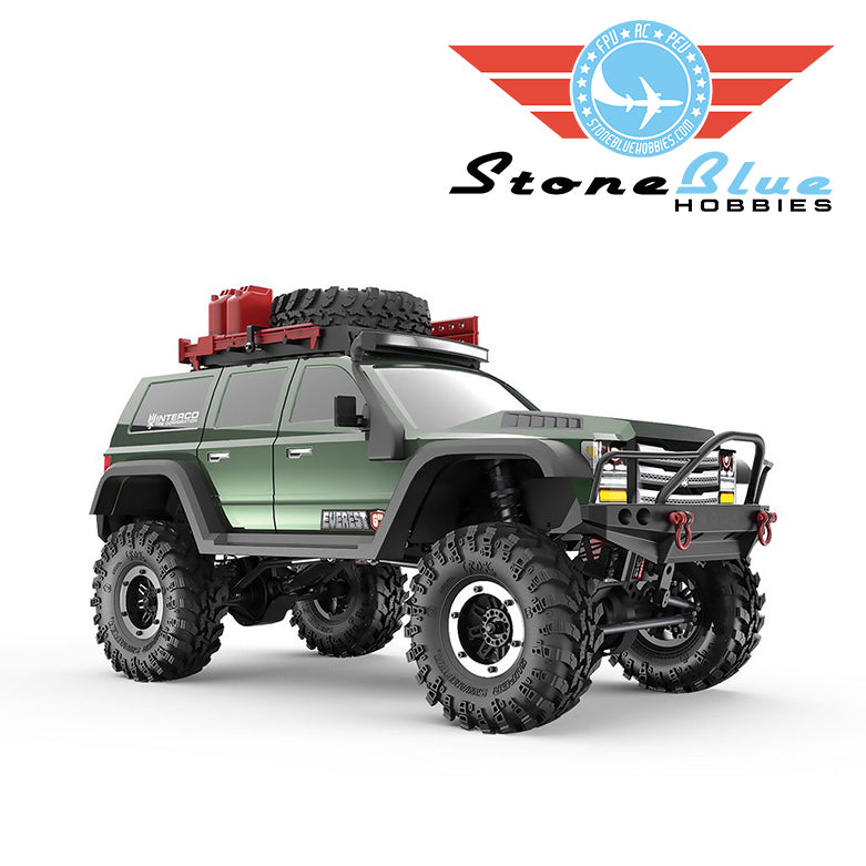 Redcat Everest Gen7 PRO 1/10 Scale Electric RC Scale Rock Crawler